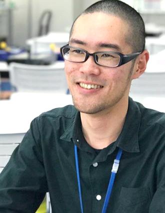 プログラマー 田中